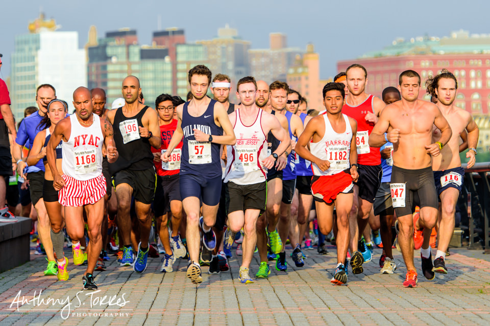 2015 Party With Purpose Hoboken 5K Photos