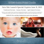 Site Launch Discount - $1500 Extra Print Credit